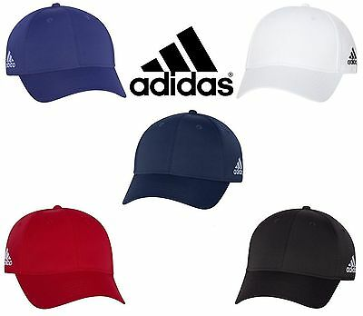ADIDAS GOLF - Structured Baseball Hat, UV Core, Climalite, Tour Hat, UNISEX a600