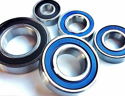 60 series 2RS Double Sealed HIGH PERFORMANCE MOTORCYCLE BEARINGS