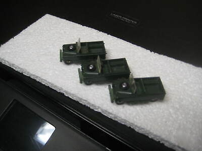 Ho Us Army  Ww Ii  Micro Landrover #4023 By Toyeko Landrover Jeep
