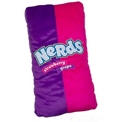 Sweet Thang Large Nerds Candy Plush Pillow - 27 Inches Long!