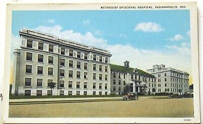 A3809   INDIANAPOLIS,  IN.   POSTCARD,  HOSPITAL