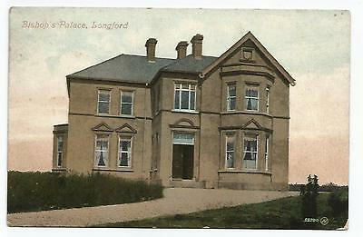 irish postcard ireland longford the bishops palace