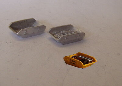 P&D Marsh N Gauge n Scale E104 Skips (2) castings require painting