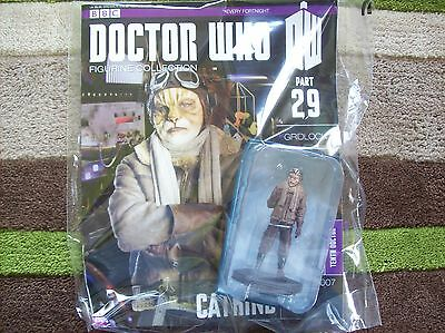 BBC Doctor Who Figurine Collection Issue 28 CATKIND