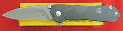 BUCK KNIFE 0014TTS 0014 14TTS LUX SELECT 13C26 STAINLESS STEEL USA MADE NEW