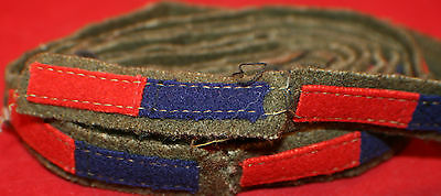 WW2 era, Arm of Service, Royal Artillery Distinguishing Mark Patch / Tab