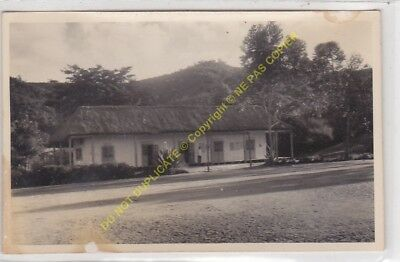 RPPC carte photo MADAGASCAR n13