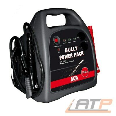 Apa Power Pack Bully Mobile Starthilfe Energiestation Starthilfekabel 12V 1000 A