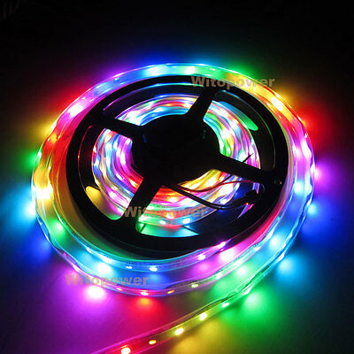 SK6812 Replace WS2812B 5050 RGB LED Strip 5M 150 300 SMD 30 60 144LED/M 5V DC