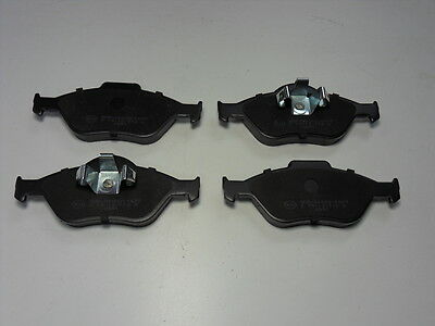 Genuine Comline Fiesta mk6 Front BRAKE Pad Set OF 4