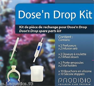 PRODIBIO DOSE 'N' DROP SPARE PARTS KIT (Authorised Seller)