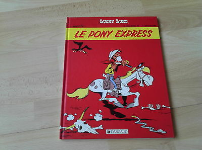 E.o Lucky Luke Le Pony Express