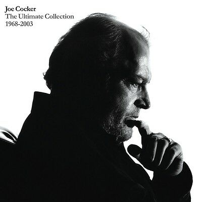 Joe Cocker ( New Sealed 2 Cd Set ) Ultimate Collection 30 Greatest Hits Best Of