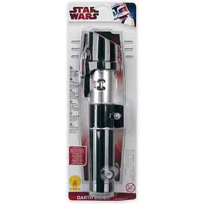 Darth Vader Red Lightsaber Star Wars Halloween Costume Accessory Toy Weapon
