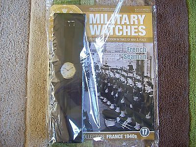 Military Watches Magazine Collection Issue 17 French Seaman 1940's