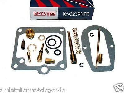 YAMAHA XT500G Typ 1U6 - Kit de réparation carburateur KEYSTER KY-0239NPR