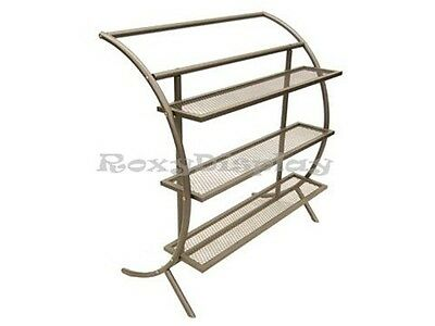 Boutique Modern Metal Shelves Rack #TY-056