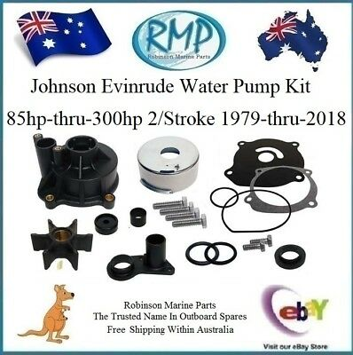 A Brand New Water Pump Kit Evinrude Johnson V4 / V6 / V8 1979-2017 # R 434421