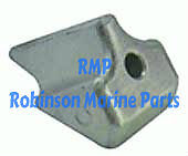 A Brand New Evinrude Johnson Outboard Gearbox  Anode 4hp-8hp 1988-2005 # 432397