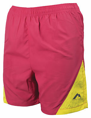 More Mile Girls Woven Running Shorts