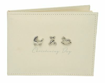 Bambino Christening Day Guest Book  NEW  19541