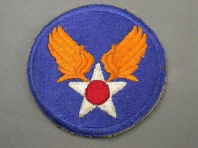 Vintage USA AIR FORCE Wing Jacket Patch Military US Wings