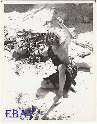Michael York barechested VINTAGE Photo Jesus Of Nazareth