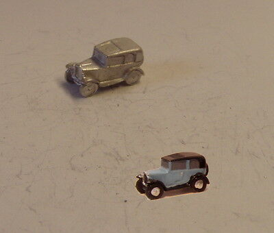 P&D Marsh N Gauge n Scale E37 Austin 7 Saloon car casting requires painting