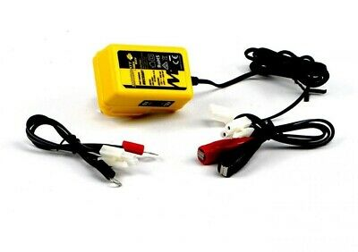 813850 Motobatt 6V & 12V Motorbike Battery Trickle Baby Boy Charger & Maintainer