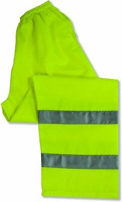 ERB 14547 S21 Class 3 Safety Pants  Lime  X-Large