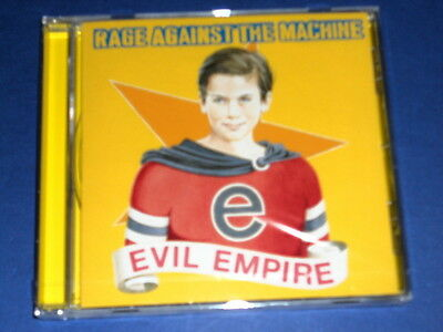 Rage against the machine - Evil empire - CD SIGILLATO