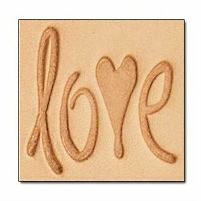 Love 3D Stamp 8675-00 by Tandy Leather Craftool