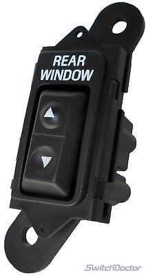NEW 1992-1996 Ford Bronco Rear Window Electric Power Control Switch