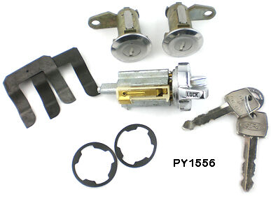 1970 70 1971 71 1972 72 1973 73 Ford Mustang Cougar Ignition & Door Lock Set