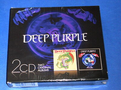 Deep Purple - The battle ragos on / Slaves & masters  - BOX 2CD SIGILLATO