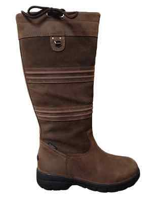 NEW Dublin Husk Boots- Chocolate Brown - Various Sizes