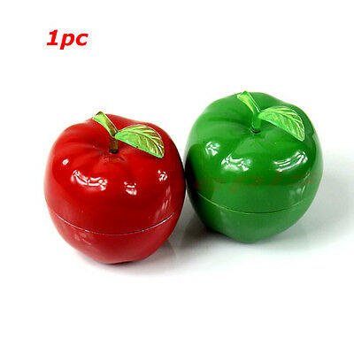 New Metal Apple Shaped Herbal Herb Tobacco Grinder Hand Muller Smoke Crusher
