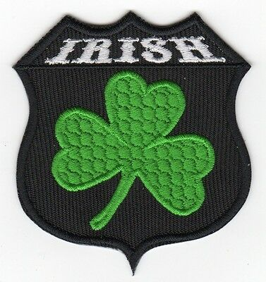 HARLEY-DAVIDSON BAR & Shield Shamrock Lucky Challenge Coin