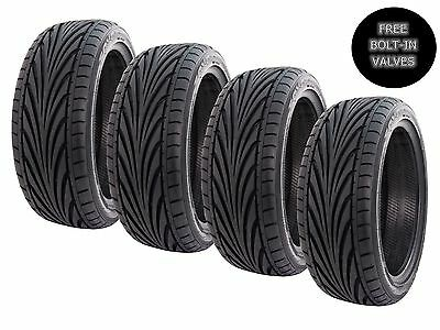 4 x 215/40/17 R17 87W Toyo Proxes T1-R Performance Road Tyres