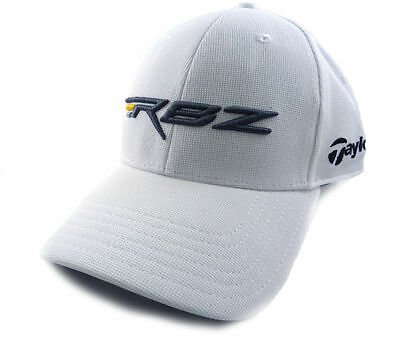 NEW TaylorMade Triton RBZ Stage 2 White Adjustable Hat/Cap