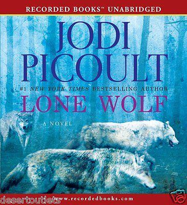 NEW! Lone Wolf by Jodi Picoult Unabridged Audiobook 11 CDs