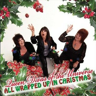 Queen Divas of the U - All Wrapped Up in Christmas [New CD]