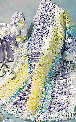 Easy Afghan Crochet Instructions ~ Crochet Collection
