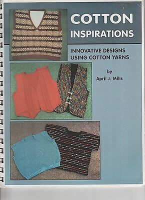 COTTON INSPIRATIONS by April J Mills - Vest, Waistcoats, Tops, Sweaters