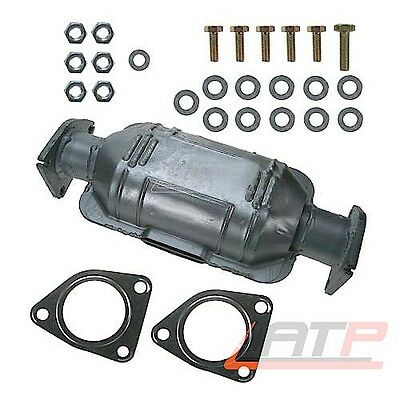 TYPE APPROVED CATALYST CAT MG MGF 1.8 i 16V +VVC