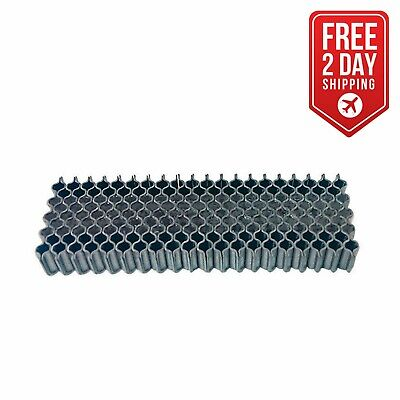 "Corrugated ""W"" Fastener Staples 1/2"" Long 1000/Pack - CS12AL"