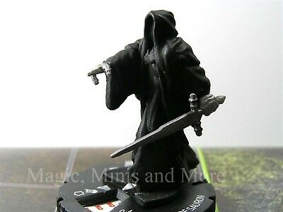Lord of the Rings SERVANT OF SAURON #20 Heroclix LOTR rare miniature Wizkids