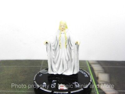 Lord of the Rings GALADRIEL #22 HeroClix LOTR Fellowship miniature Wizkids #022