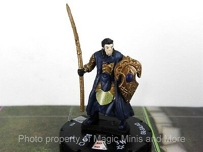 Lord of the Rings GIL-GALAD #26 HeroClix LOTR Fellowship miniature Wizkids #026
