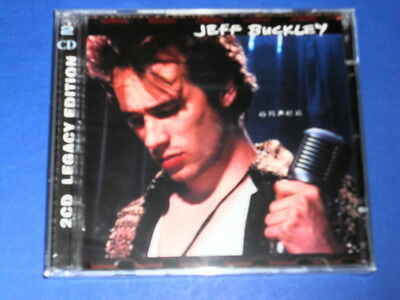 Jeff Buckley - Grace - 2CD SIGILLATO